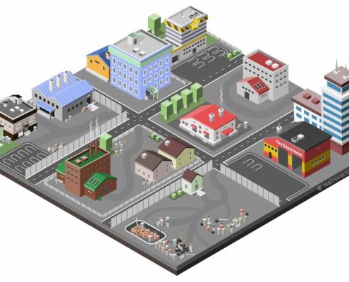 Die hohe Kunst der Arealentwicklung
