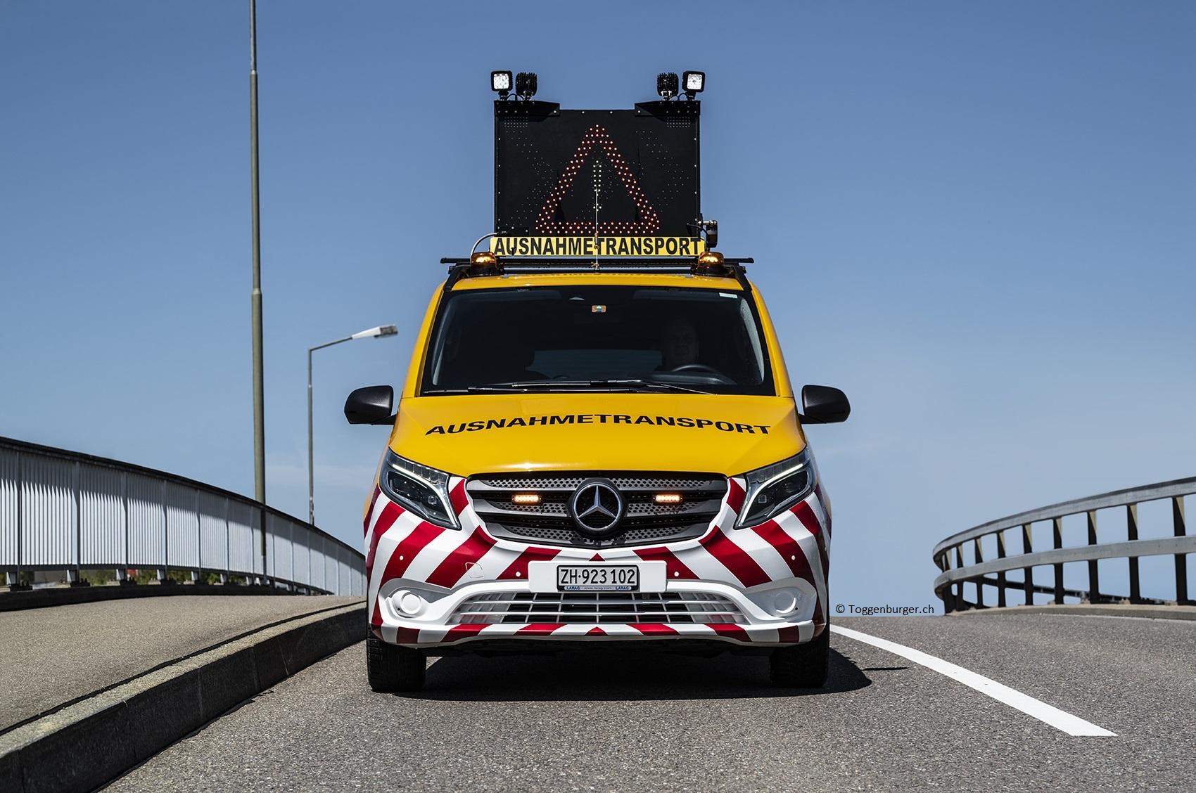 Toggenburger AG: Ihr Ausnahmetransport-Begleitungen-Spezialist