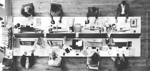 Bürogemeinschaft: Sozial, näher und lauter