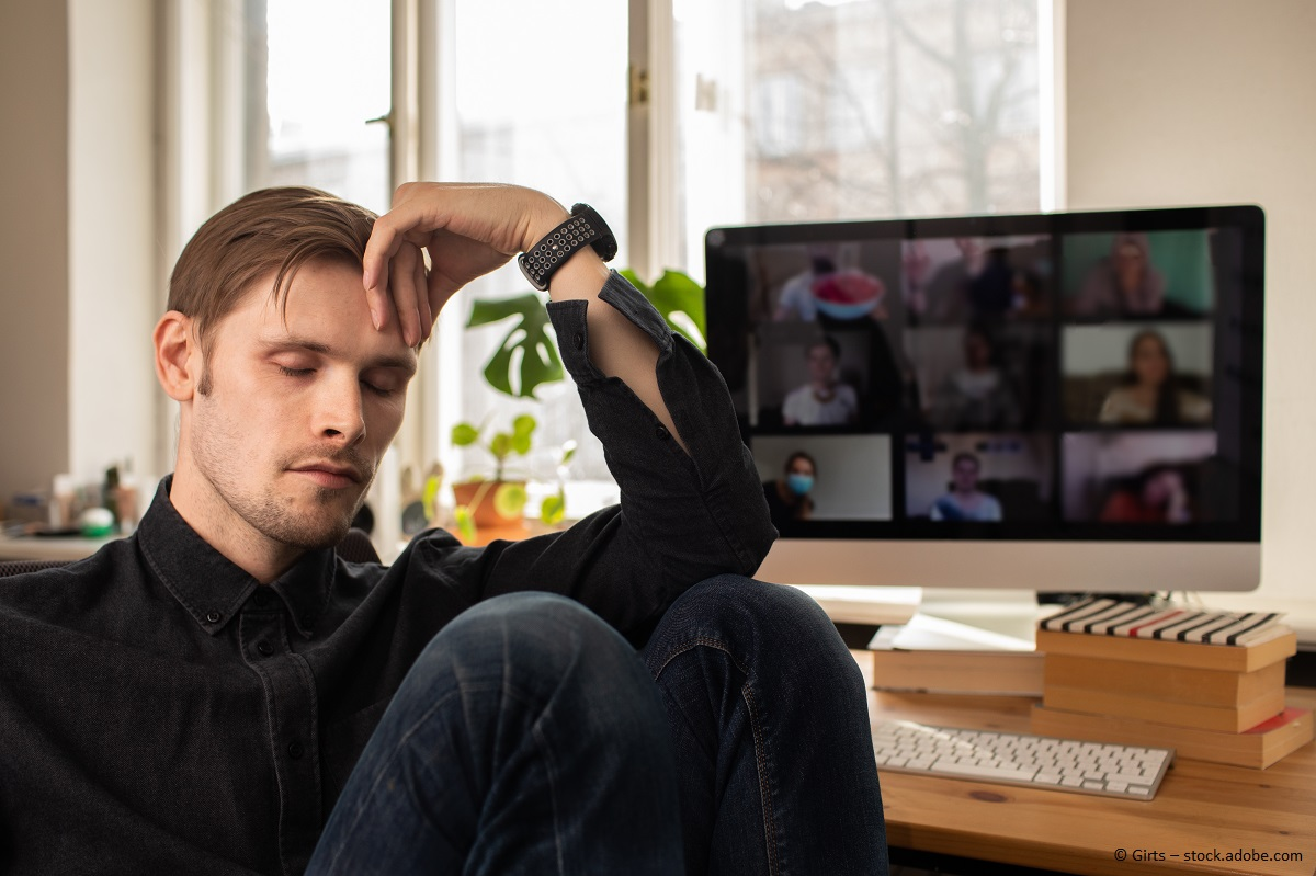 Home Office: Vorsicht Einsamkeit wegen