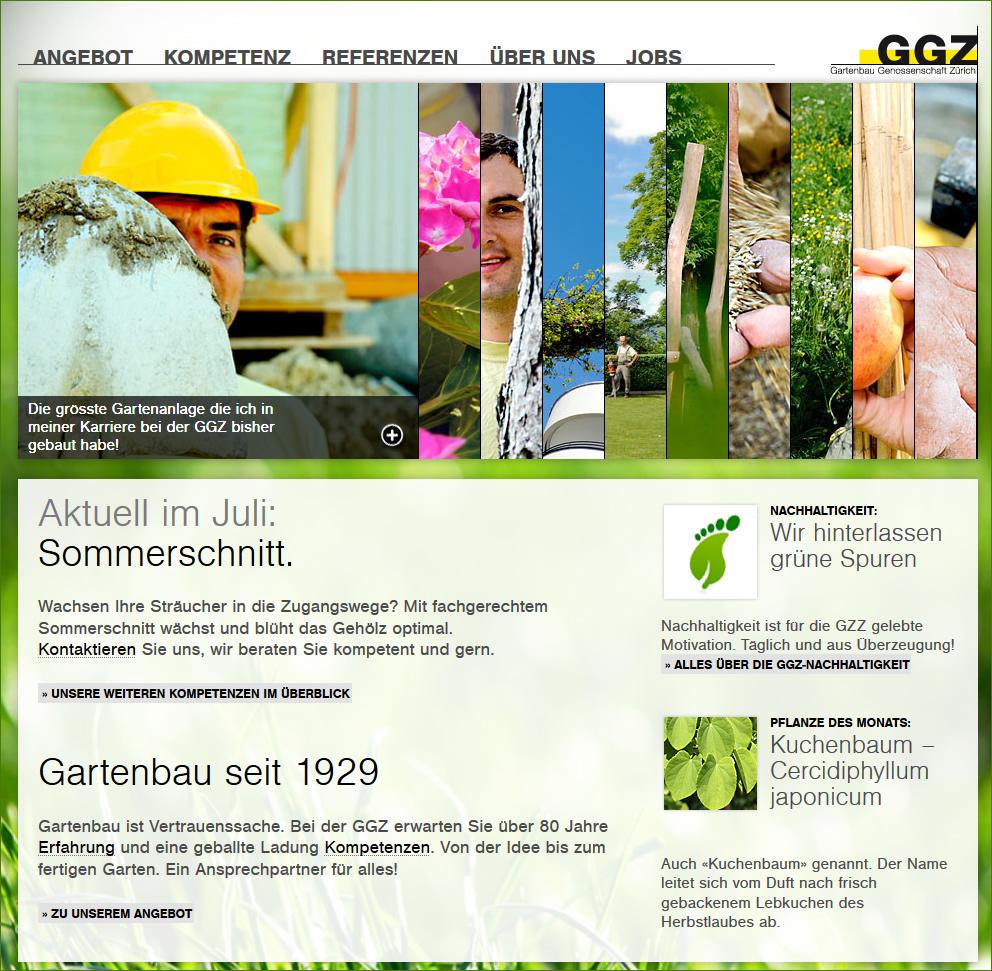 Gartenbau, Gartenplanung, Gartenpflege
