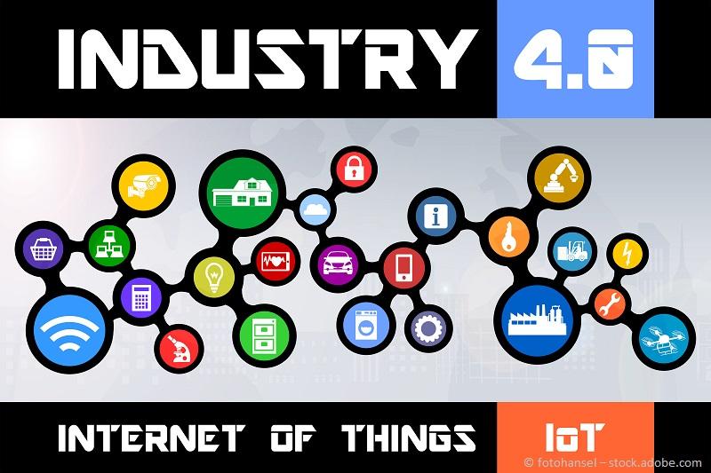 Was bedeutet Industrie 4.0? Hintergründe, Geschichte ...