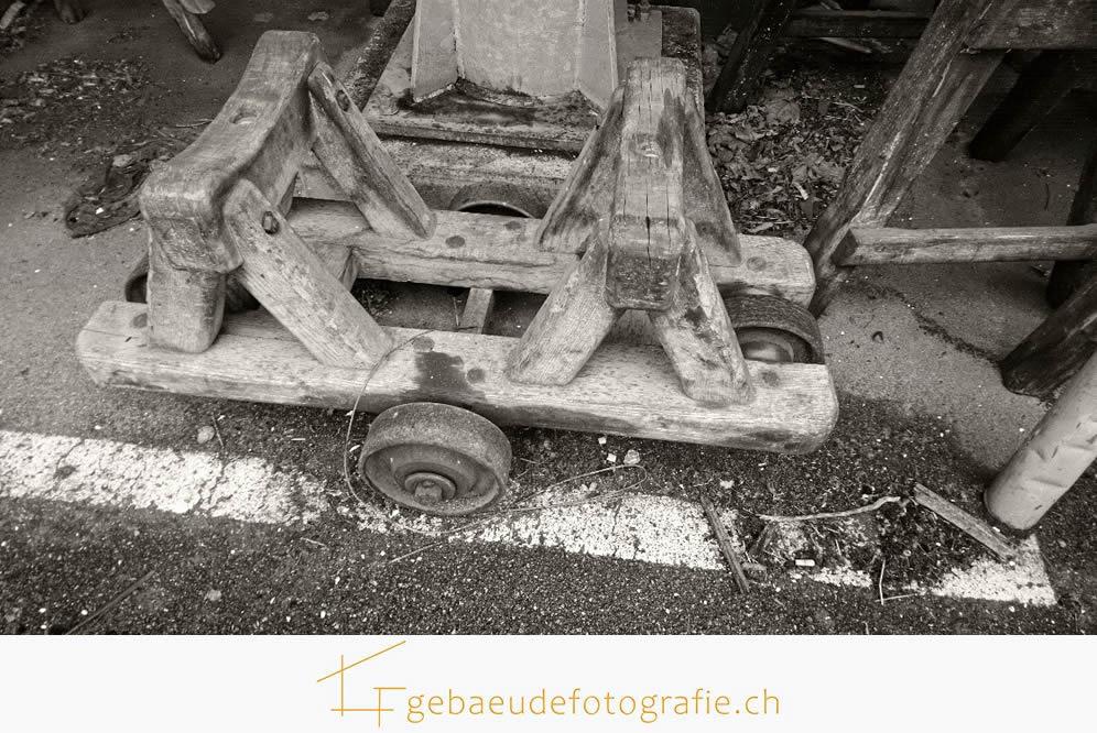 Industriefotografie lässt alte Geschichten neu aufleben