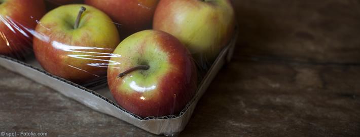 Lebensmittelverpackungen unterliegen besondernen Anforderungen