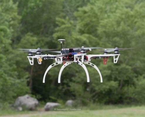 Drohnen – für den perfekten Überblick