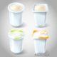 Typische Dünnwand Verpackungen - erstellt mit Tiefziehen Kunststoff