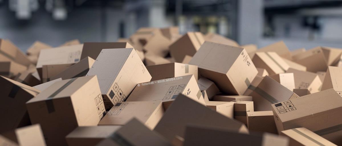 Verpackungen: Versand-, Lebensmittel u.a. im Fokus