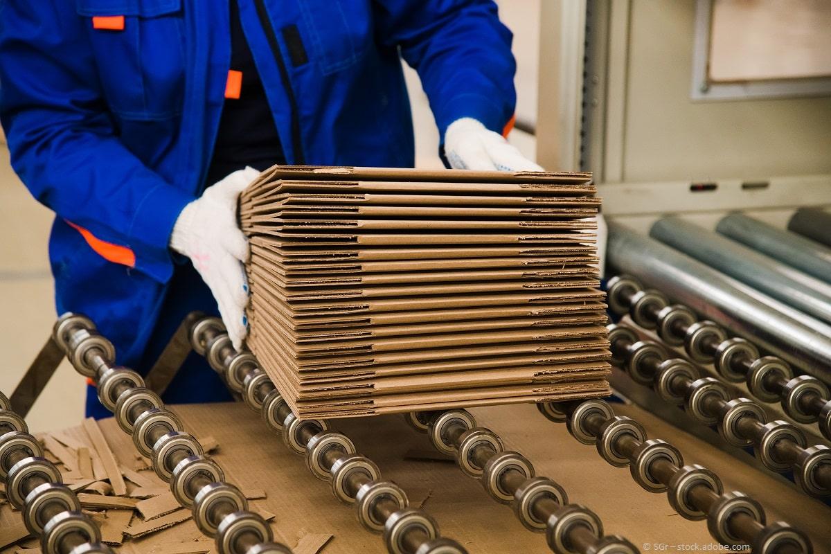 Verpackungsindustrie – Hintergründe im Vordergrund