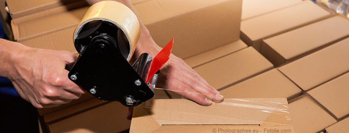 Verschiedene Ansprüche an eine Verpackung