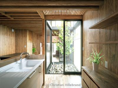 Einbruchschutz: Offene Türen, gekippte Fenster, Terrassentüren sind ideal zum eindringen in fremde Häuser